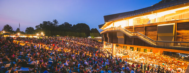 Wolf Trap concerts