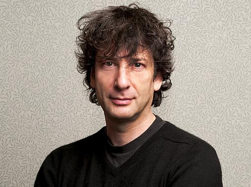Neil Gaiman at Wolf Trap