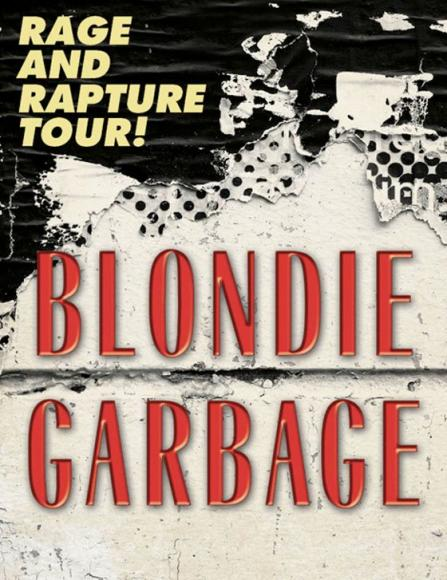 Blondie & Garbage  at Wolf Trap