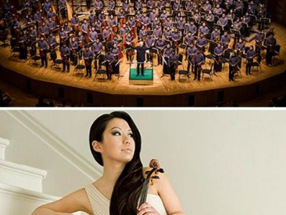 Asian Youth Orchestra: Sarah Chang at Wolf Trap