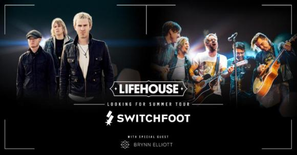 Lifehouse & Switchfoot at Wolf Trap