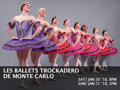 Les Ballets Trockadero De Monte Carlo at Wolf Trap