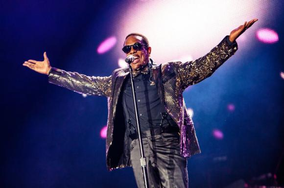 Charlie Wilson at Wolf Trap