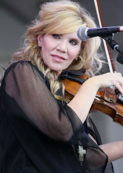 Alison Krauss at Wolf Trap