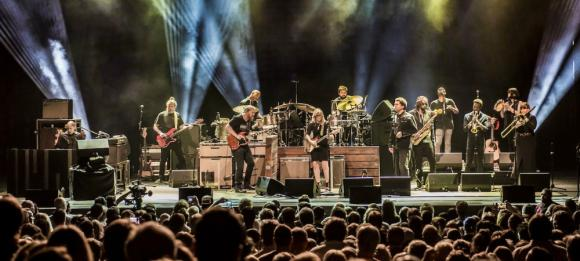 Tedeschi Trucks Band, Drive-By Truckers & The Marcus King Band at Wolf Trap