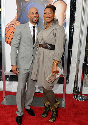 Queen Latifah & Common at Wolf Trap