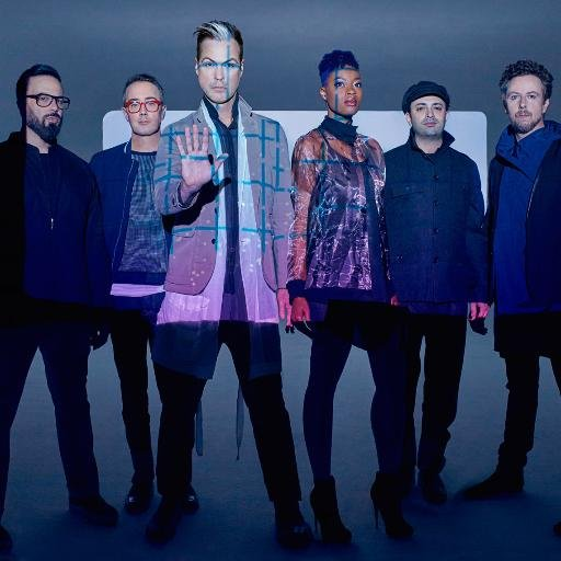 Fitz and The Tantrums at Wolf Trap
