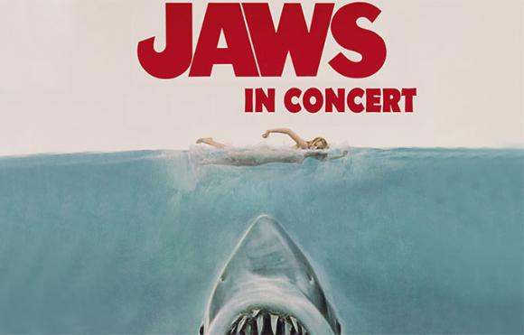 National Symphony Orchestra: Emil de Cou - Jaws In Concert at Wolf Trap