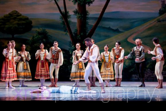 The Washington Ballet: Giselle  at Wolf Trap