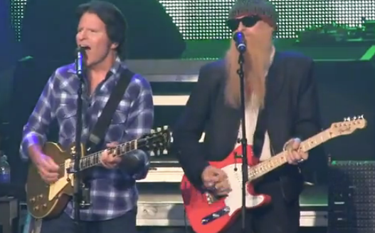 John Fogerty & ZZ Top at Wolf Trap