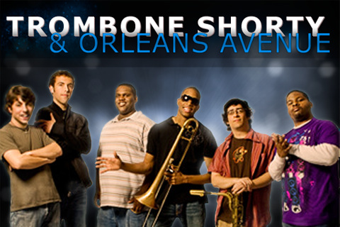 Trombone Shorty and Orleans Avenue at Wolf Trap