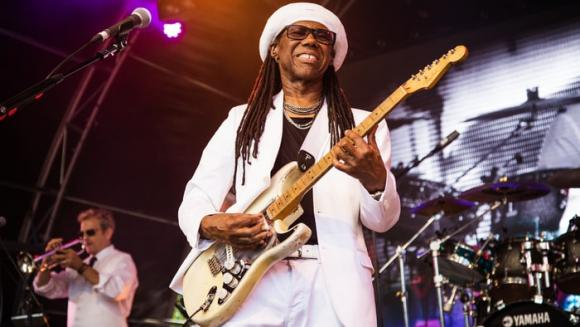 Nile Rodgers & CHIC at Wolf Trap