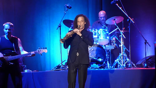 Kenny G at Wolf Trap