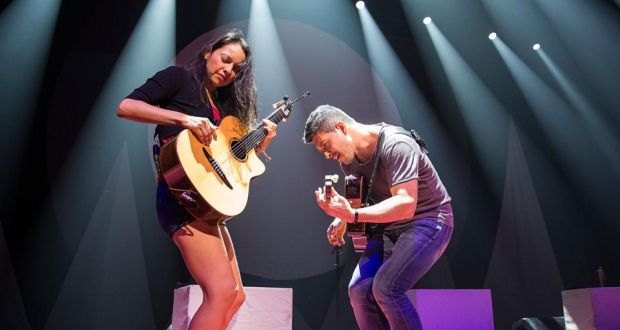 Rodrigo y Gabriela  at Wolf Trap