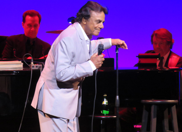 Johnny Mathis at Wolf Trap