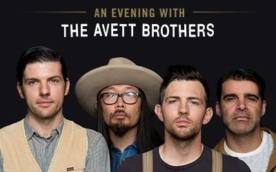 The Avett Brothers at Wolf Trap