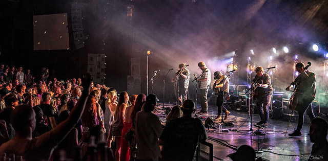 Trampled by Turtles & Deer Tick at Wolf Trap