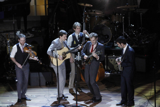 Chris Thile at Wolf Trap