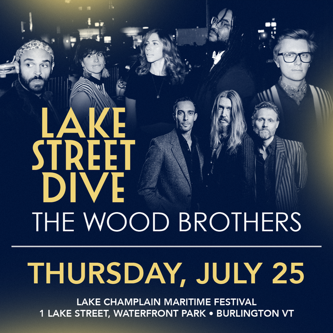 Lake Street Dive & The Wood Brothers at Wolf Trap