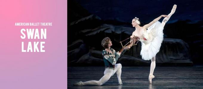 American Ballet Theatre: Swan Lake at Wolf Trap