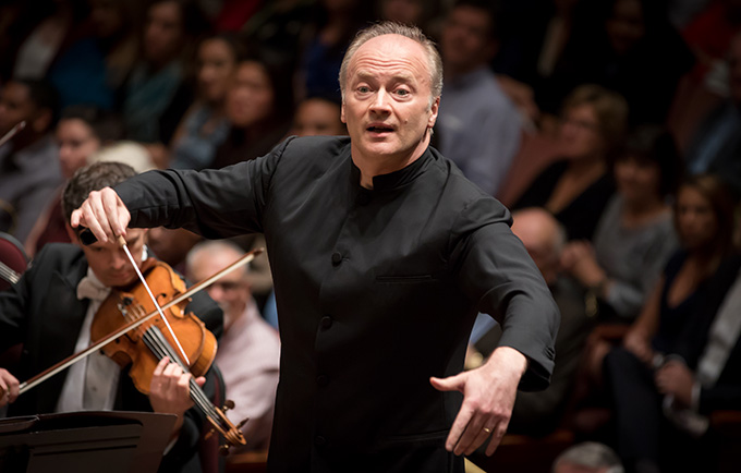 National Symphony Orchestra: Gianandrea Noseda - Tchaikovsky & Beethoven at Wolf Trap