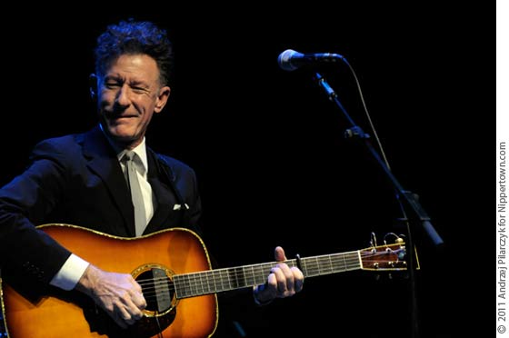 Lyle Lovett at Wolf Trap