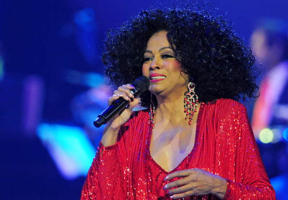 Diana Ross at Wolf Trap