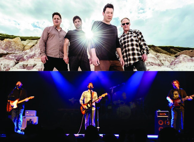Big Head Todd and The Monsters & Toad The Wet Sprocket at Wolf Trap