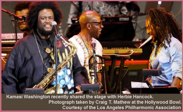 Herbie Hancock & Kamasi Washington at Wolf Trap