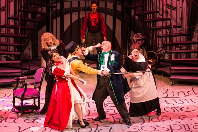 The Barber Of Seville at Wolf Trap
