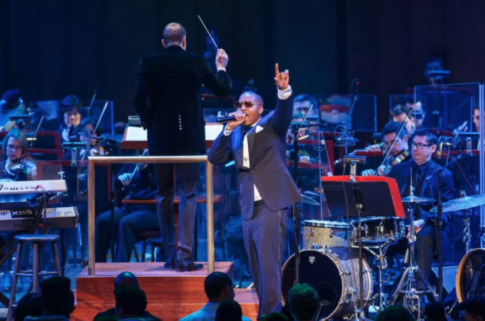 NAS & National Symphony Orchestra at Wolf Trap