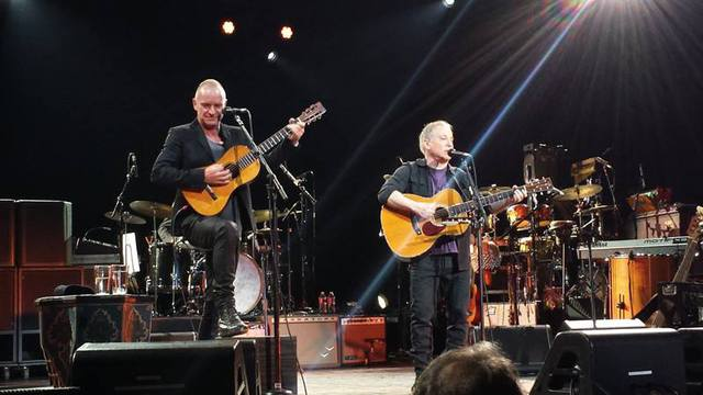 Sting at Wolf Trap
