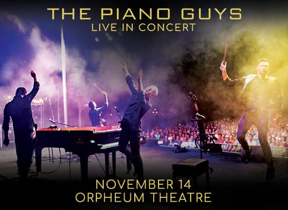 The Piano Guys at Wolf Trap