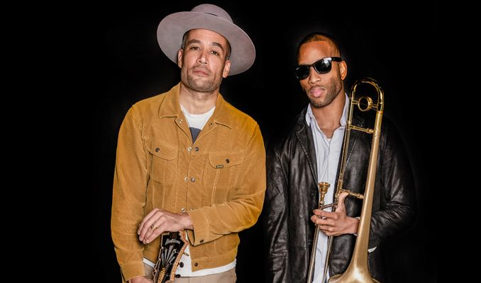 Ben Harper and The Innocent Criminals, Trombone Shorty & Orleans Avenue at Wolf Trap