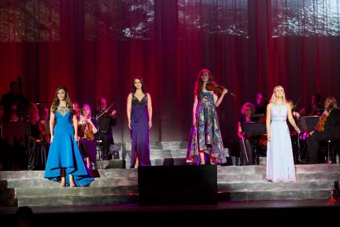 Celtic Woman at Wolf Trap