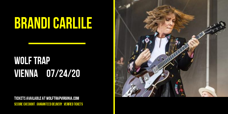 Brandi Carlile at Wolf Trap