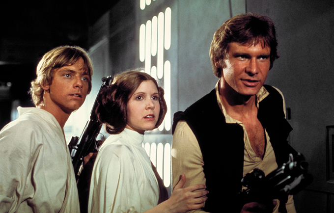 National Symphony Orchestra: Emil de Cou - Star Wars' A New Hope In Concert at Wolf Trap
