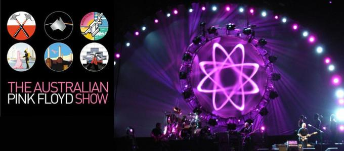 Australian Pink Floyd Show at Wolf Trap