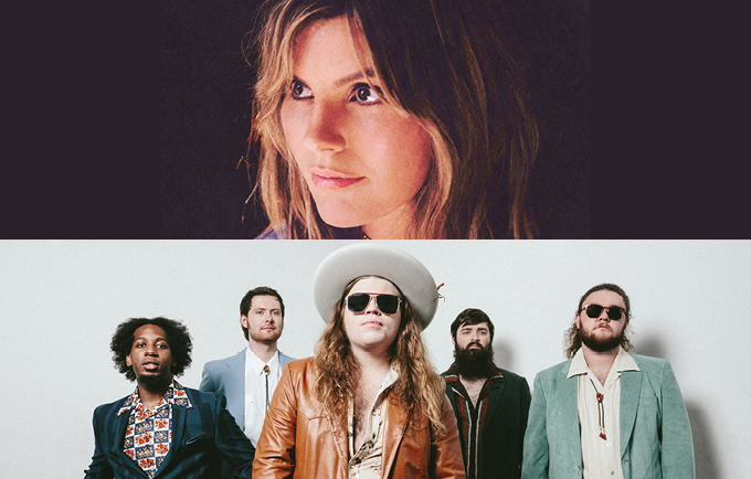 Grace Potter & The Marcus King Band [POSTPONED] at Wolf Trap
