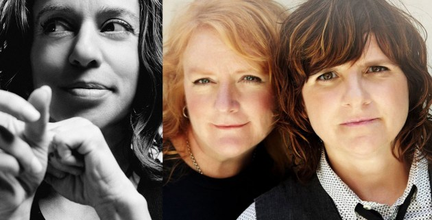 Indigo Girls & Ani DiFranco at Wolf Trap