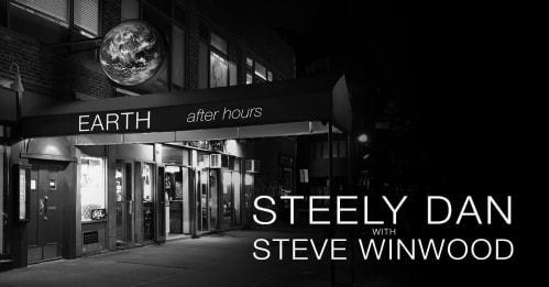 Steely Dan & Steve Winwood at Wolf Trap