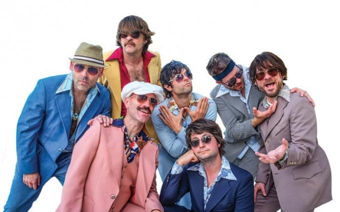 Yacht Rock Revue at Wolf Trap