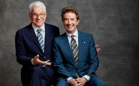 Steve Martin & Martin Short at Wolf Trap