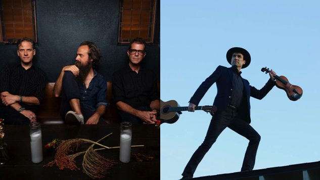 Andrew Bird, Calexico & Iron and Wine at Wolf Trap