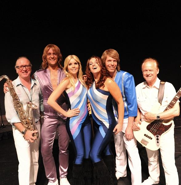 ABBA The Concert at Wolf Trap