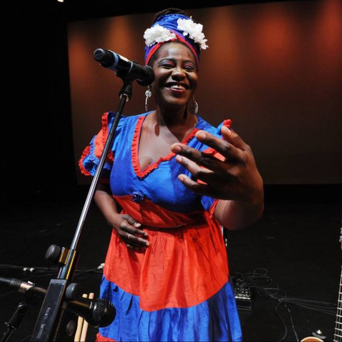 Inez Barlatier: Stories and Songs from Haiti at Wolf Trap