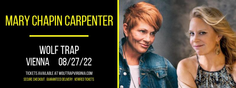Mary Chapin Carpenter at Wolf Trap