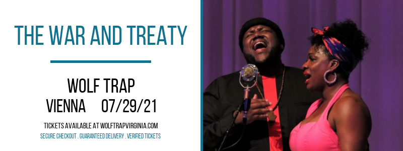 The War and Treaty at Wolf Trap