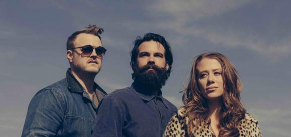 The Lone Bellow at Wolf Trap