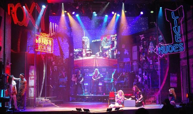 Rock of Ages at Wolf Trap